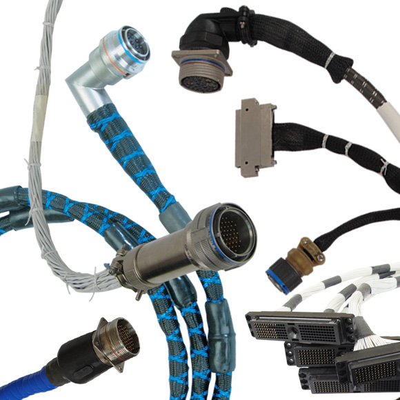 Electrical Wiring Harnesses for Aircraft
